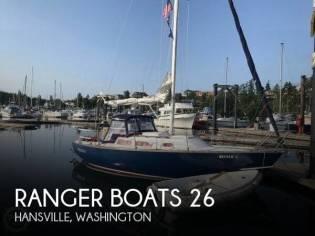 Ranger Boats Ranger 26