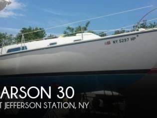 Pearson 30