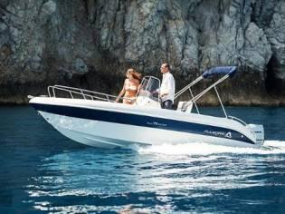 Custom Allegra Boat ALL 19 OPEN (Package con Mercu