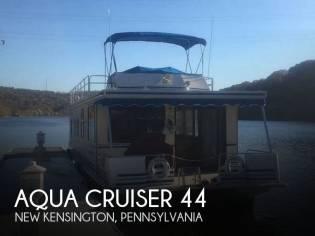 Catamaran Cruisers Aqua Cruiser 44