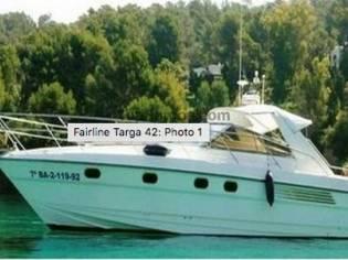 Fairline Targa 42