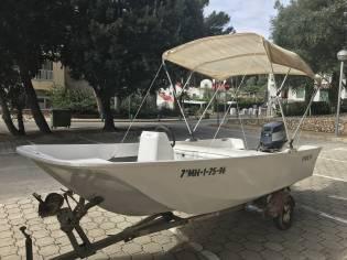 Barca Morruda Copino