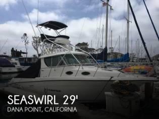 Seaswirl Striper 2901 Alaskan Package