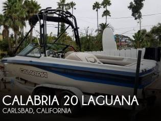 Calabria 20 Laguna