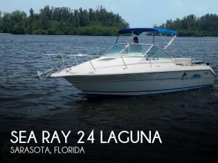 Sea Ray Laguna 24 Flush Deck Cuddy