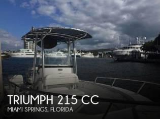 Triumph 215 CC