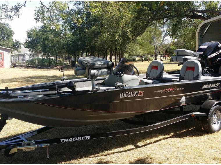 tracker 175 pro tf bass boat en florida