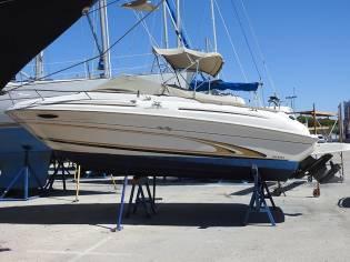 Sea Ray modelo 215 E