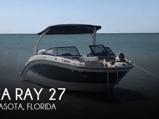 Sea Ray Sundeck 270 SDX