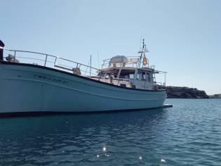 Menorquin Yachts 160