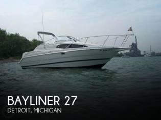 Bayliner 27