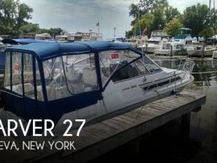 Carver 280 Mid Cabin Express
