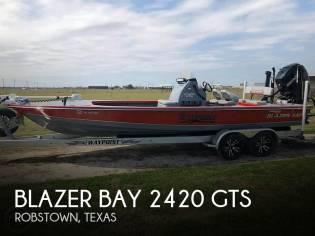 Blazer Bay 2420 GTS