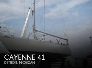 Cayenne 41