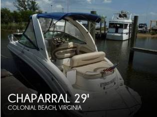 Chaparral 276 Signature
