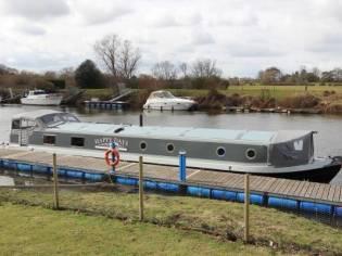 York Marina Wide Beam 57 x 12