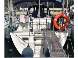 Marine Projects Moody 35