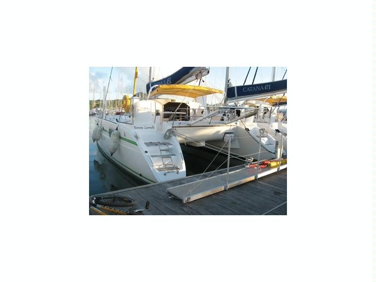catana 431 en finist u00e8re
