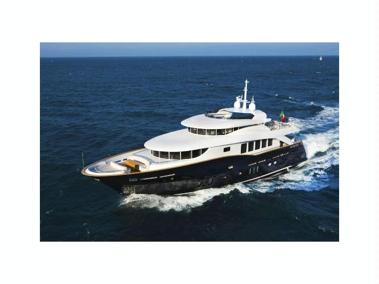 filippetti yacht navetta 26 en washington