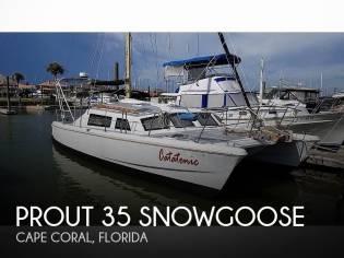 Prout 35 Snowgoose