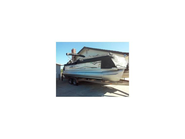 Pontoon Boat Aqua Patio 240 RE