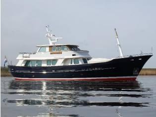 De Vries Lentsch Classic  Expedition Yacht 90Ft