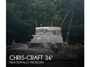 Chris-Craft 36 Sports Cruiser