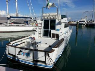 Raffaelli Yacht big game