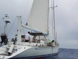 Baltic 64 (lifting keel)