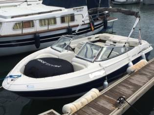 Monterey Bowrider 180 Impecable