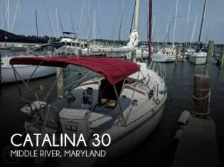 Catalina 30 MK II Tall Rig