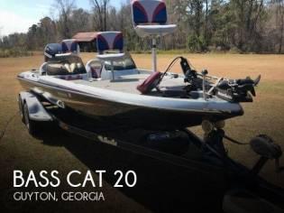 Bass Cat Puma