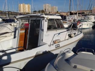 Eider sea Rover 640