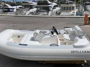 Williams Jet Tenders 285