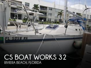CS Boat Works CS 33