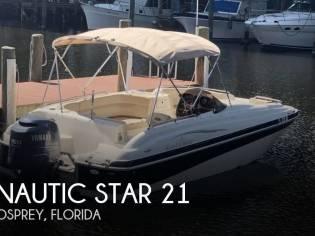 Nautic Star 210 Sport Deck
