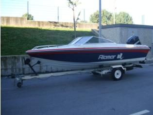 Riamar SilverCoast 510 Cabin