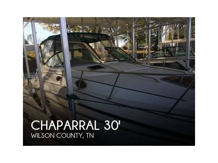 chaparral signature 300 en florida