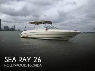 Sea Ray 260 Bowrider