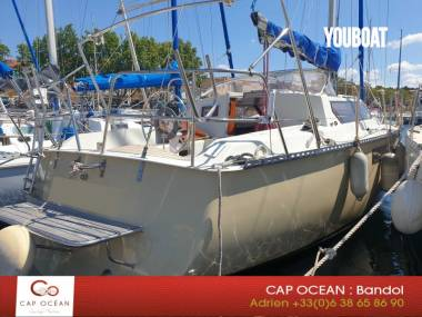 Yachting France Jouet 1040