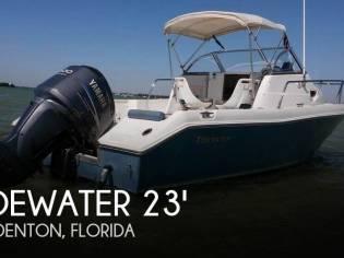 Tidewater 228 Walkaround
