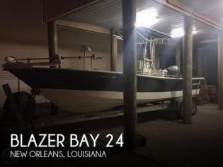 Blazer Bay 24 Bay Boat