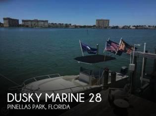 Dusky Marine 256 Center Console