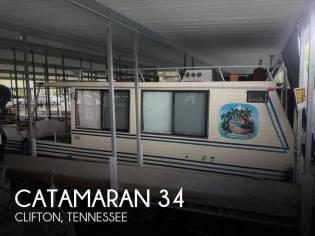 Catamaran Cruisers 34