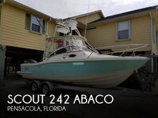 Scout 242 Abaco