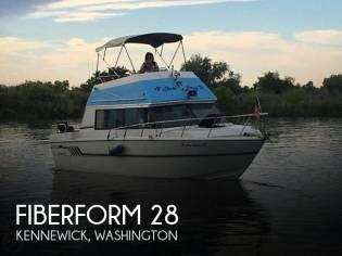 Fiberform 28 Weekender