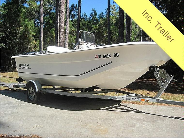 carolina skiff 178 dlv en florida