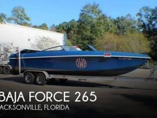 Baja Force 265
