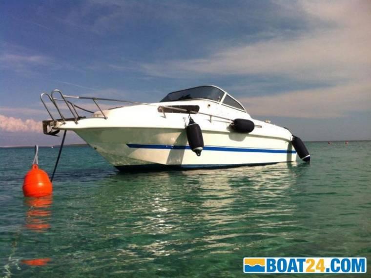drago boats fiesta 550 en croatie