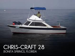 Chris-Craft 28 Sea Skiff